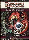 Dungeons & Dragons Dungeon Master's Guide: Roleplaying Game Core Rules 4th Edition