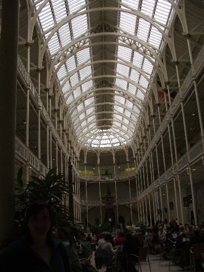 Royal Museum of Scotland, Edinburgh, Scotland