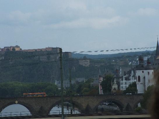 Rhine castle, Germany