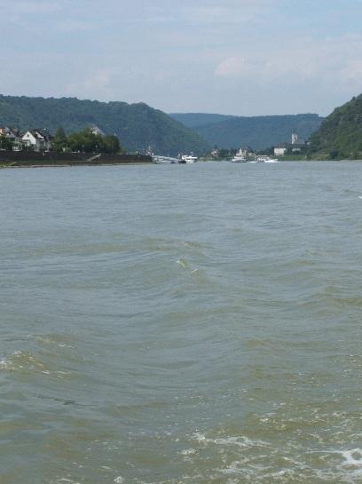 Rhine cruise, Germany