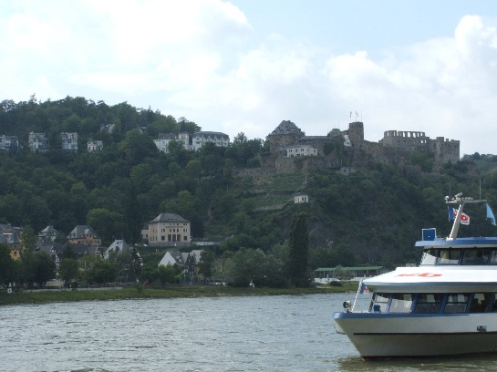 Rhine cruise, Germany