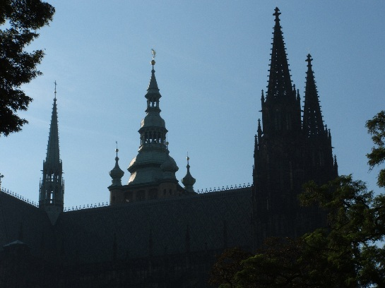 1000 year old Prague Castle, Prague, Czech Republic