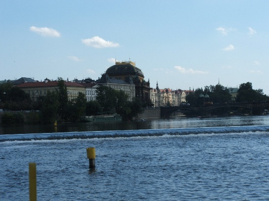 River Cruise of Prague, Czech Republic