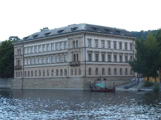 River Cruise of Prague, Czech Republic