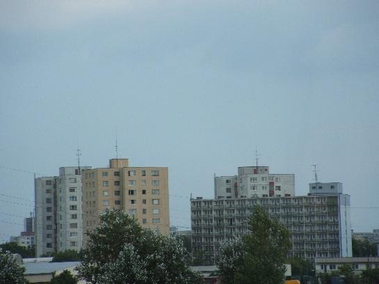 Soviet Era Housing Flats, Bratislava, Slovakia