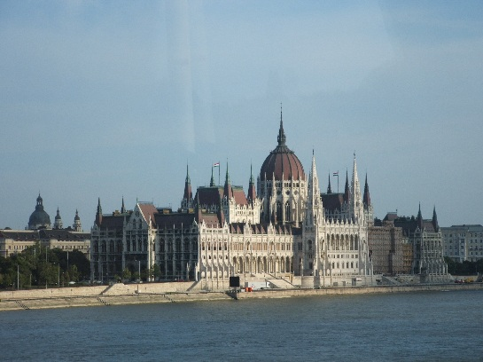 Hungarian Houses of Parliament, Budapest, Hungary
