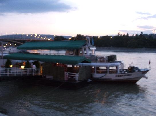 River Cruise, Budapest, Hungary