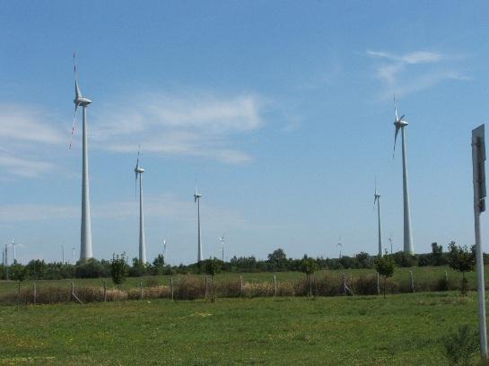 Austrian Wind Farm, Austria