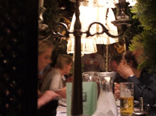 Austrian Highlight Dinner at Marchfelderhof, Vienna, Austria