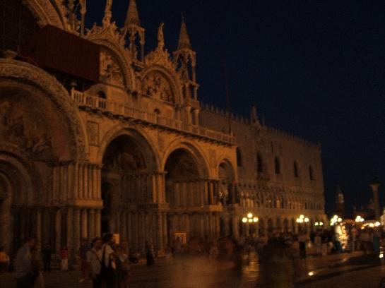 Saint Marks Square, Venice, Italy