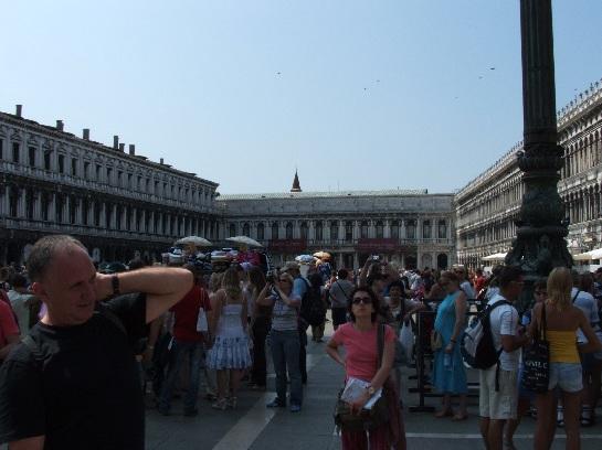 Saint Mark's Square, Venice, Italy