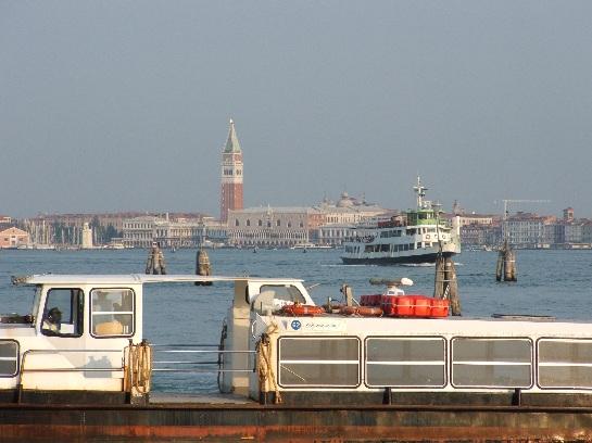 Saint Marks Square, Doge's Palace, Venice, Italy