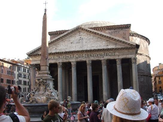 Egyptian Obelisk, Rome, Italy