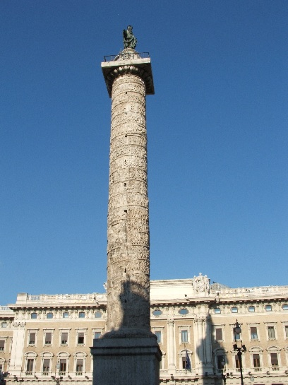 Victory Column, Rome, Italy