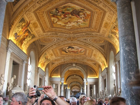 Inside the Vatican, Vatican City
