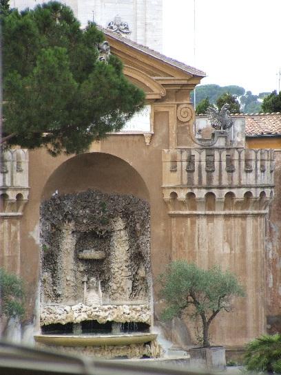 Gardens of the Vatican, Vatican City