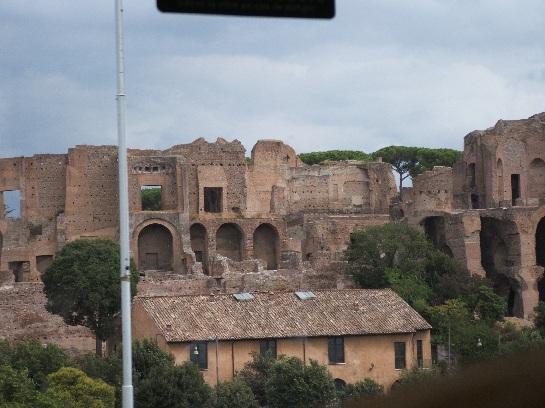Roman Ruins, Rome, Italy