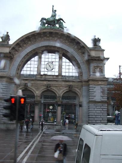 Railway Station, Lucerne, Switzerland