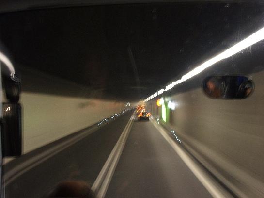 Tunnel under Switzerland