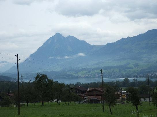 Swiss countryside, Switzerland