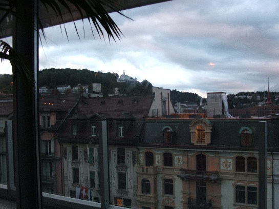 View hotel, Lucerne, Switzerland
