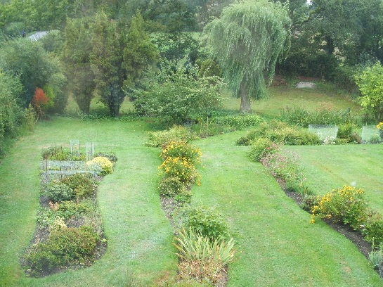 Pat and Ray's Backyard, Hampshire, England