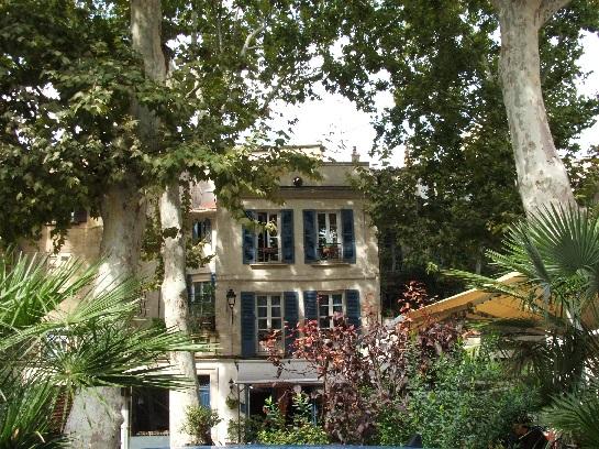 A house in Avignon, France