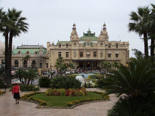 Monte-Carlo Casino, Monte-Carlo, Monaco