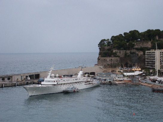 Monte-Carlo Harbour, Monaco