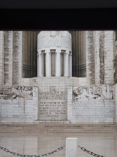 World War 1 Monument in Nice, France