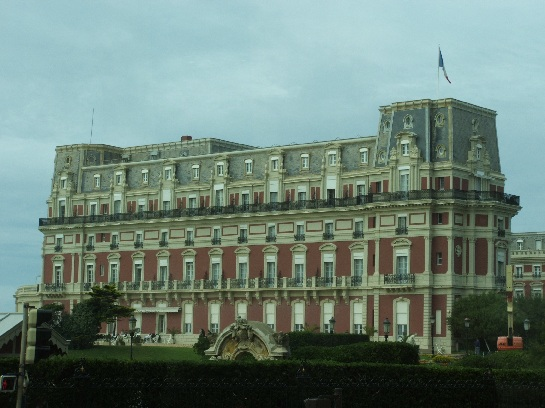 The Palace Hotel, Biarritz, France