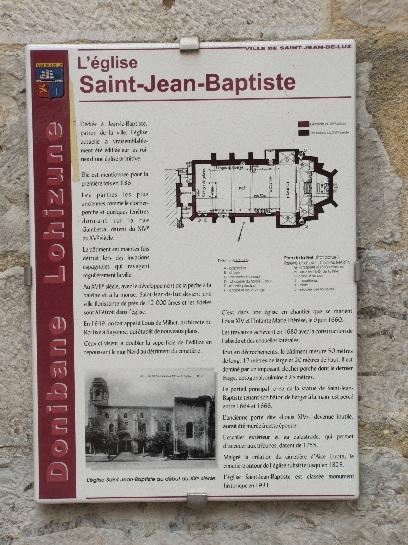 Saint Jean Baptiste Church in Bordeaux, France