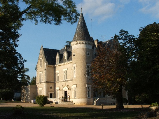Chateau des Reynats, Chateau-hotel in the Dordogne Valley, France