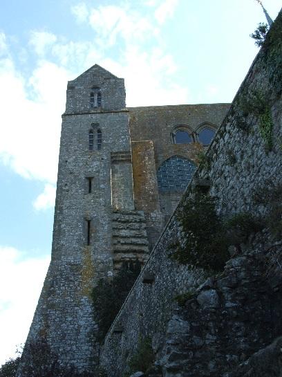 Mont St. Michel, France