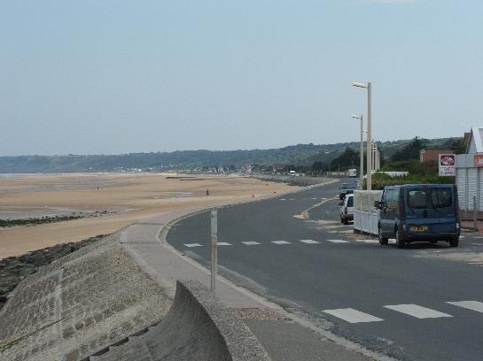 D-Day landing beaches, Omaha Beach, Normandy, France