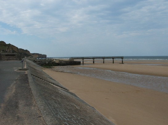 D-Day landing beaches, Omaha Beach, Normandy, France