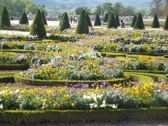 Gardens at Versailles Palace, Paris, France