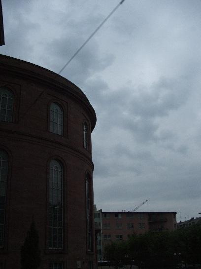 Building in Frankfurt, Germany