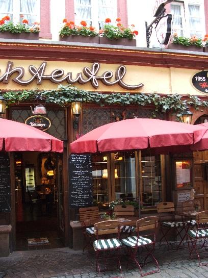 Restaurant in Heidelberg, Germany