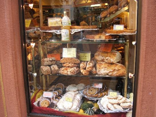 Food glorious food in Heidelberg, Germany
