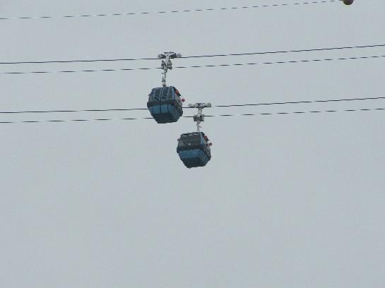 Sentosa Island Cable Cars, Singapore